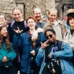 Carmine crew at Edinburgh Castle