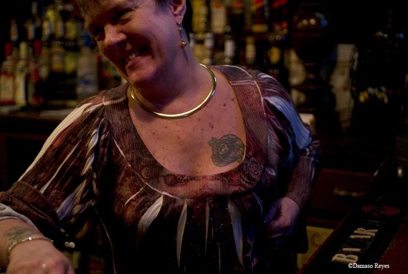 bartender Eileen