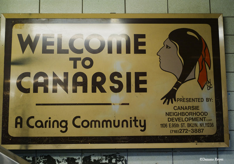 Welcome to Canarsie
