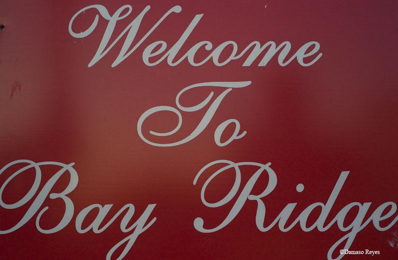 Welcome to Bay Ridge