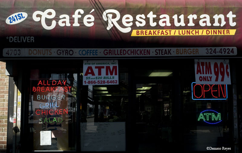 Cafe Restaurant (Diner)