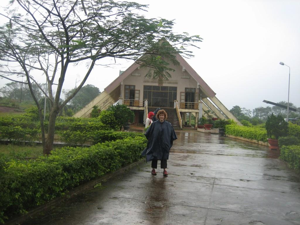War Museum, Vinh Moc