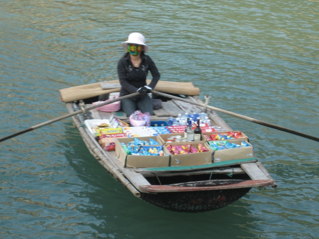 Floating vendor
