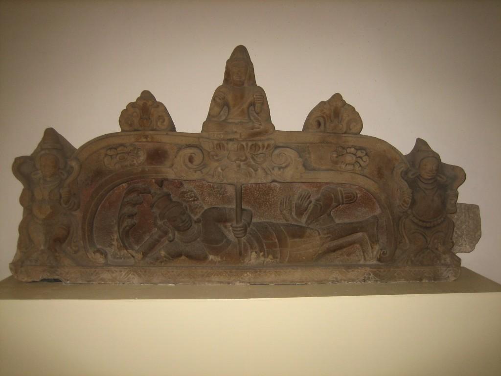 Champa relief