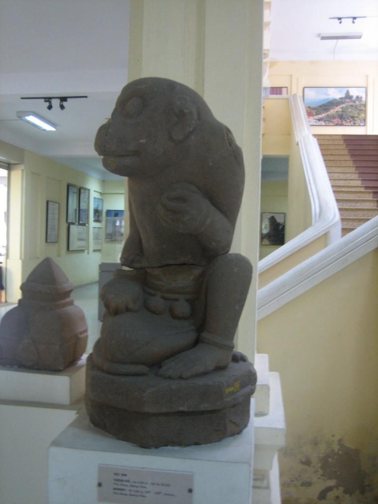 Champa monkey