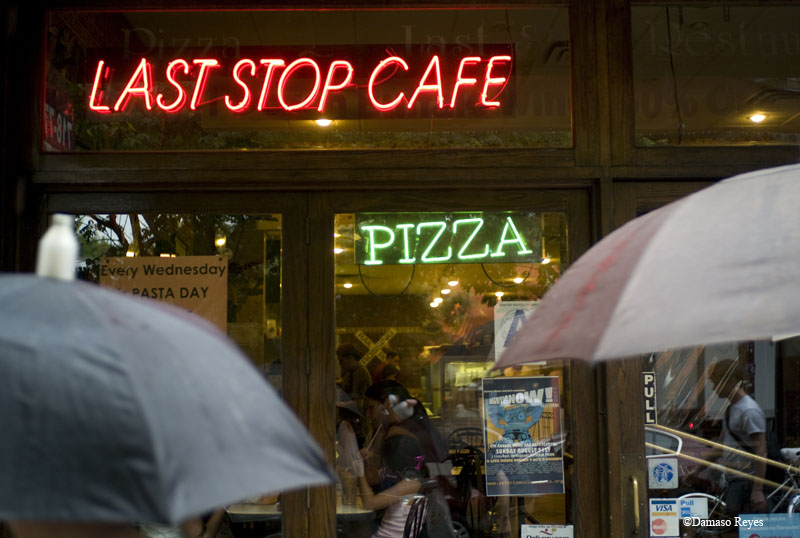 Last Stop Cafe