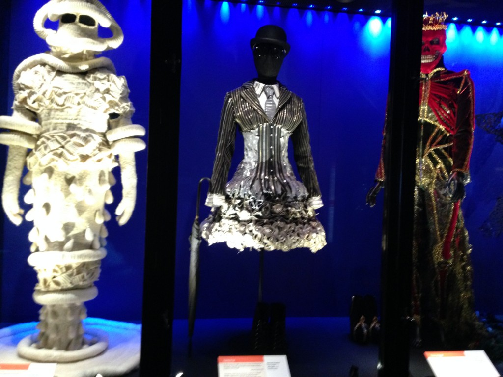 Wearable art, Te Papa, Wellington, NZ