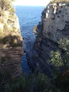 Cliffs, Tasmania, Australia