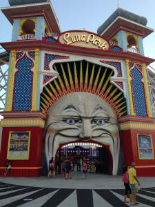 Luna Park, Melbourne, Australia