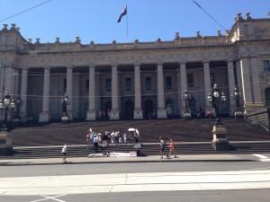 Victoria Parliment, Australia