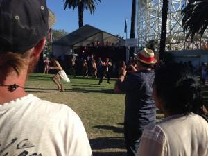 Aboriginal Culture Festival, St. Kilda, Australia