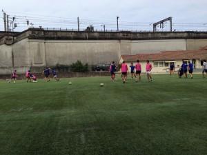 Sport field, Sydney