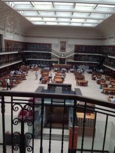 Sydney library