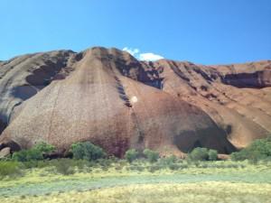 Uluru dots