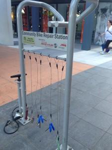 Public bike repair
