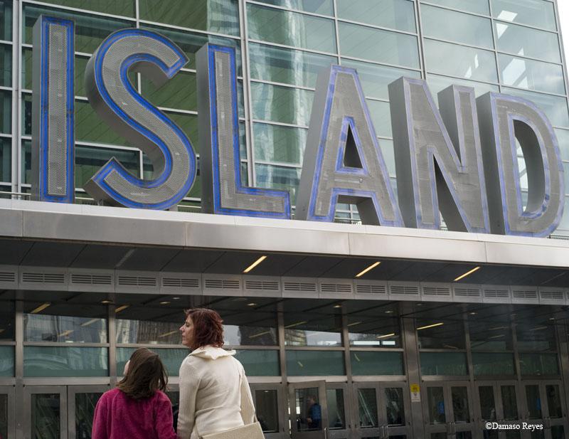 Staten Island ferry terminal
