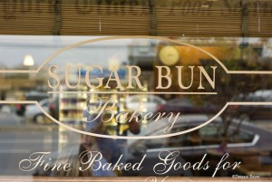 Sugar Bun window