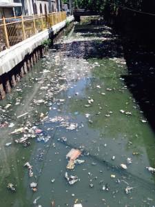 Manila canal