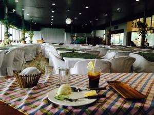 Breakfast at Summer Palace