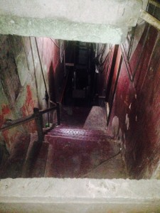 Banaue staircase
