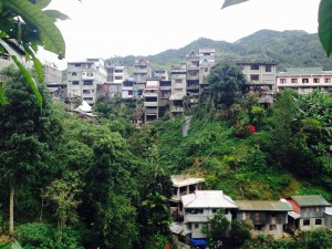 Back to Banaue