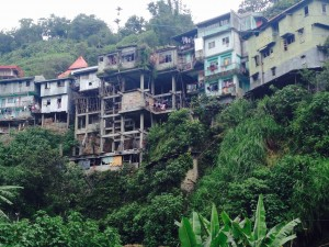 Re-emerging into Banaue